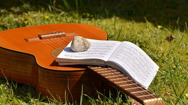 Pomysł na biznes - nauka gry na gitarze