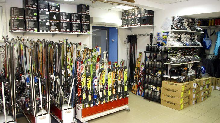 Twój pomysł na biznes - sklep narciarski